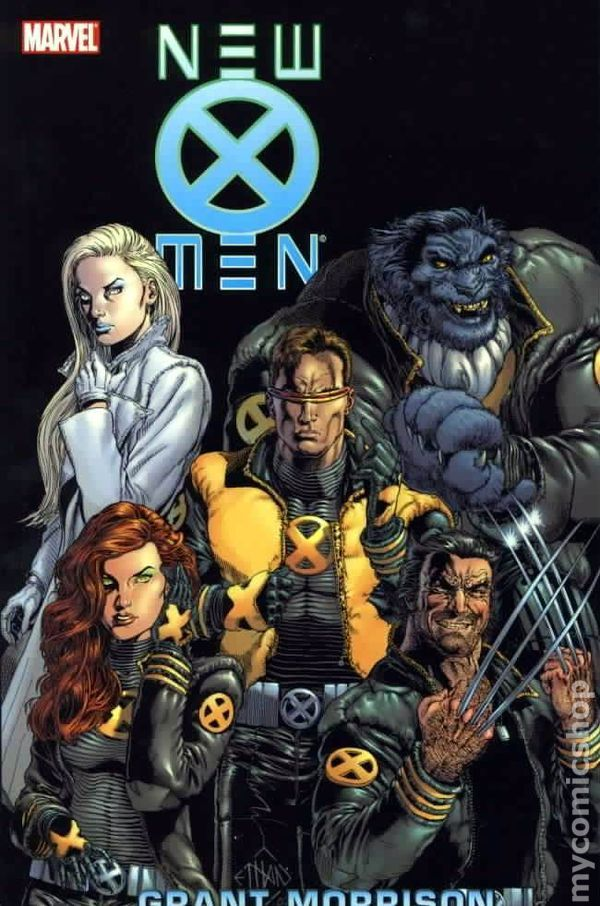 New X Men Tpb 2008 Marvel Ultimate Collection By Grant Morrison Comic Books X Men Grant Morrison Marvel