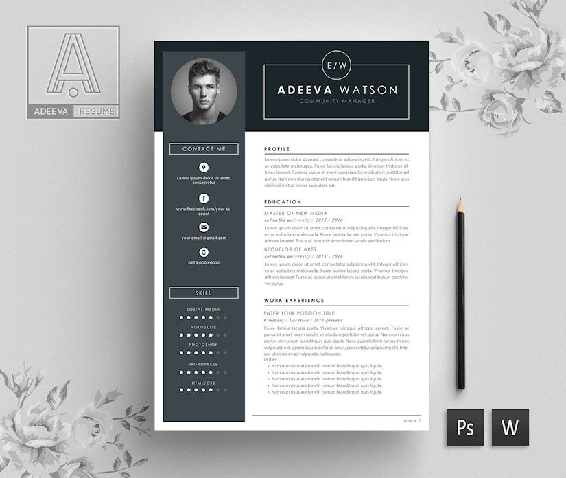 20 it manager resume templates writing tips onedesblog