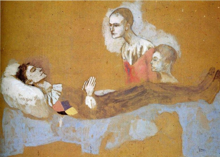 Pablo Picasso The Early Years 1892 1906 스케치