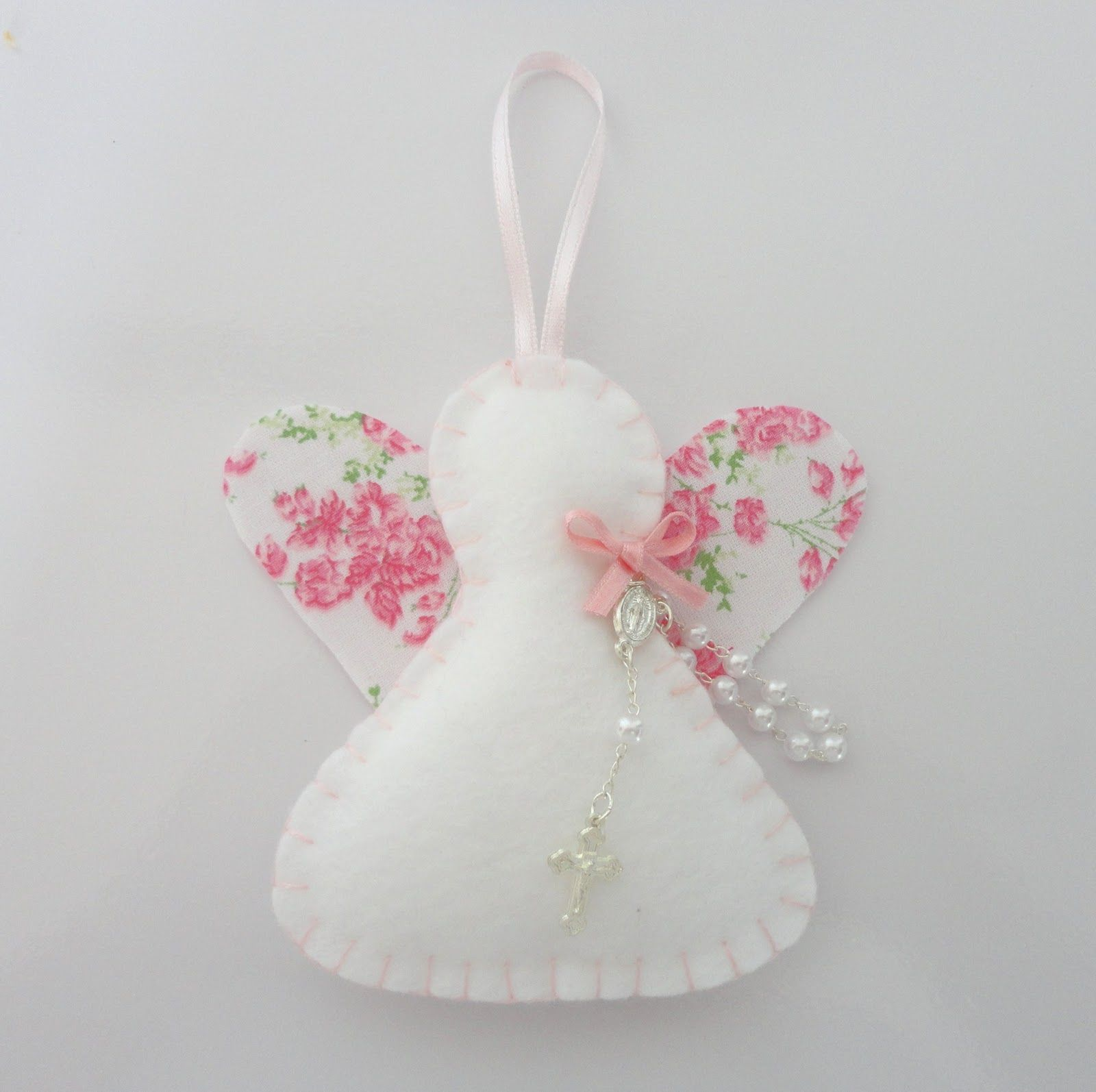 Baptism Heart Ornament: Pin By Marina Evich On Angels And Wings