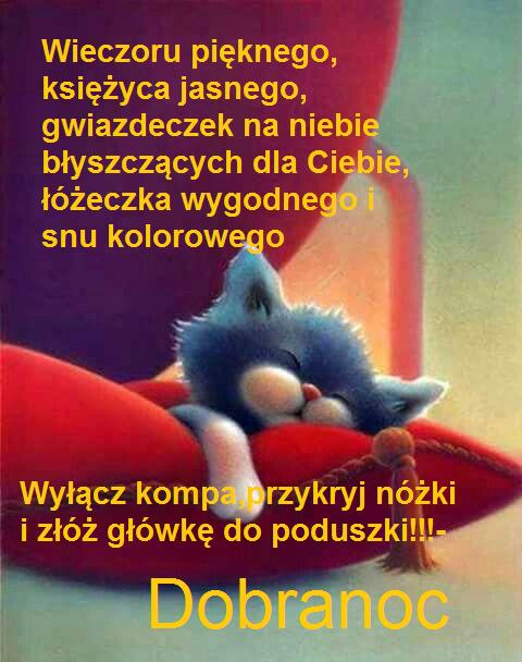 Dobranoc Dobranoc Pozytywne Cytaty I Cytaty Minionków
