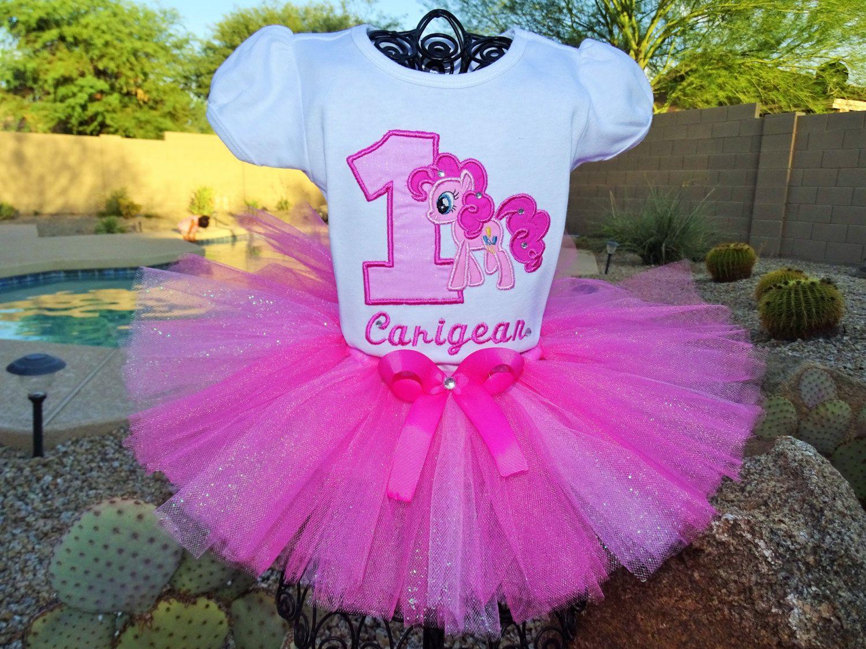 Mi traje de Little Pony Pinkie Pie tutú por TutuCuteandBowTastic 9258296d05e0
