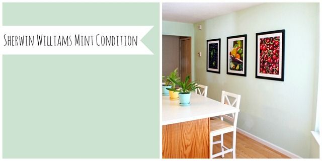 Sherwin williams mint condition my favorite paint colors Very light mint green paint