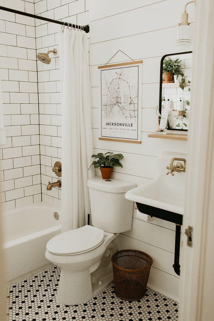 Amazing Bathroom And Kitchen Remodeling Ideas In 2020 Modern Vintage Bathroom Bathroom Renovation Vintage Bathroom