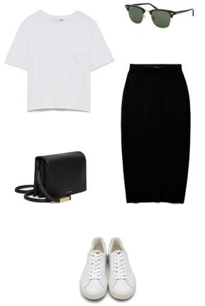 The Classic French Capsule Wardrobe | French capsule