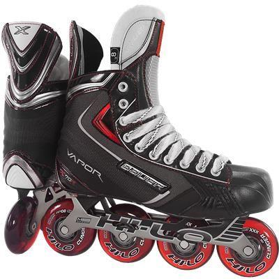 Bauer X70r Inline Skates Senior Pure Hockey Equipment Inline Skating Hockey Equipment Skate
