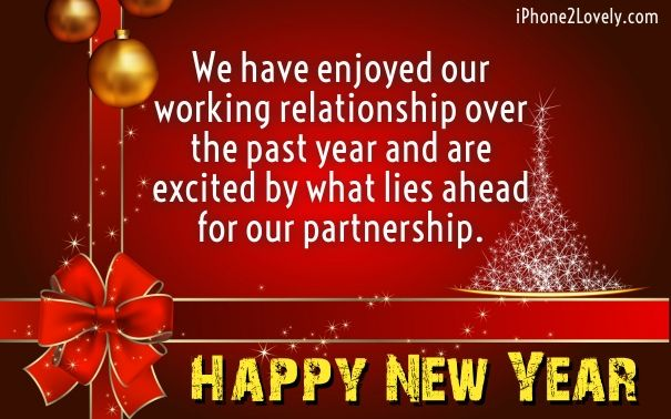 50 Business New Year 2020 Wishes And Holiday Greetings Iphone2lovely Business New Year Wishes New Year Wishes New Year Wishes Images