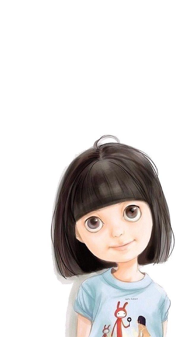 Pin By Rosa Elia Frias Guerrero On Anime Little Girl Illustrations Illustration Cute Illustration