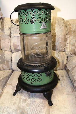 Vintage Perfection Oil Kerosene Heater Stove Antique