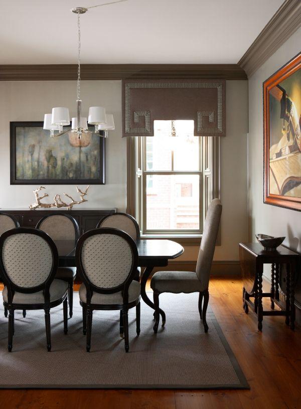 1 Of 1 Room Photossleek Chic Dining By Jamie Kern Asid Arido
