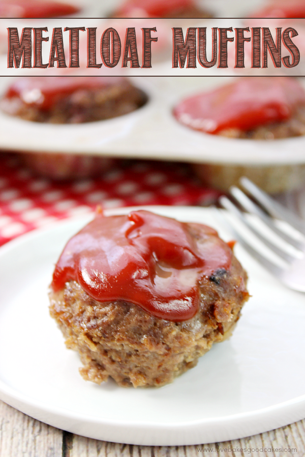 Muffin Pan Meat Loaves Recipe Recipes Meatloaf Meat Cooking Times