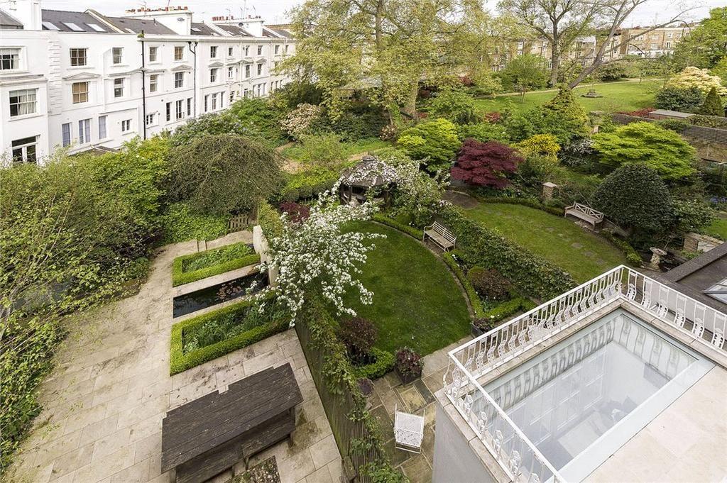 Elgin Crescent, Notting Hill, London, W11 4 bed semi