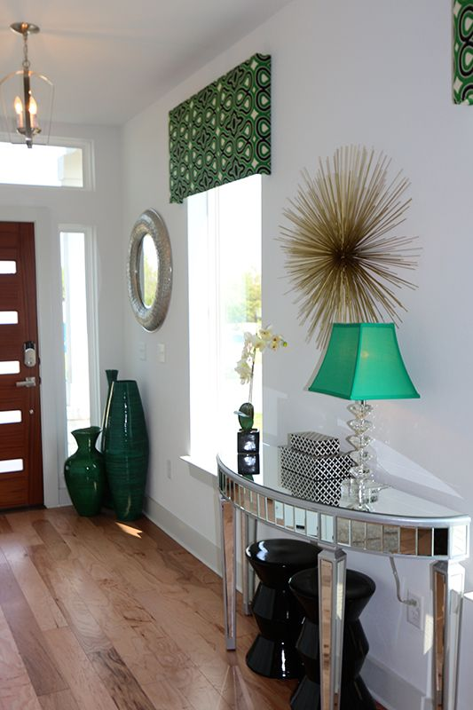 Jessica Nixon Interior Design Www Jnid Com Emerald Entry