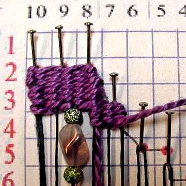 Needleweavers Online Class (Necklace Project #1 Lesson #8