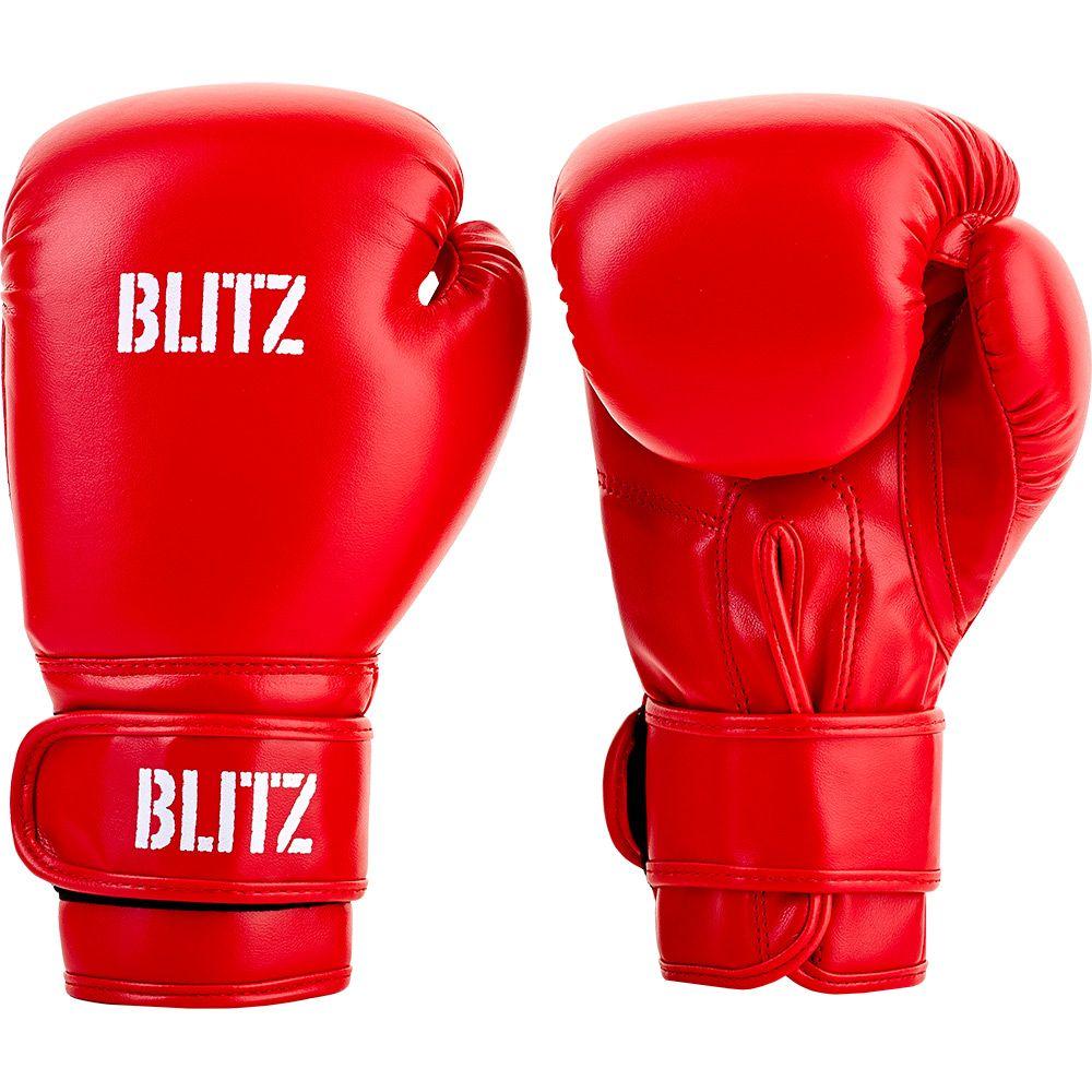 Blitz Kids Red Training Boxing Gloves
