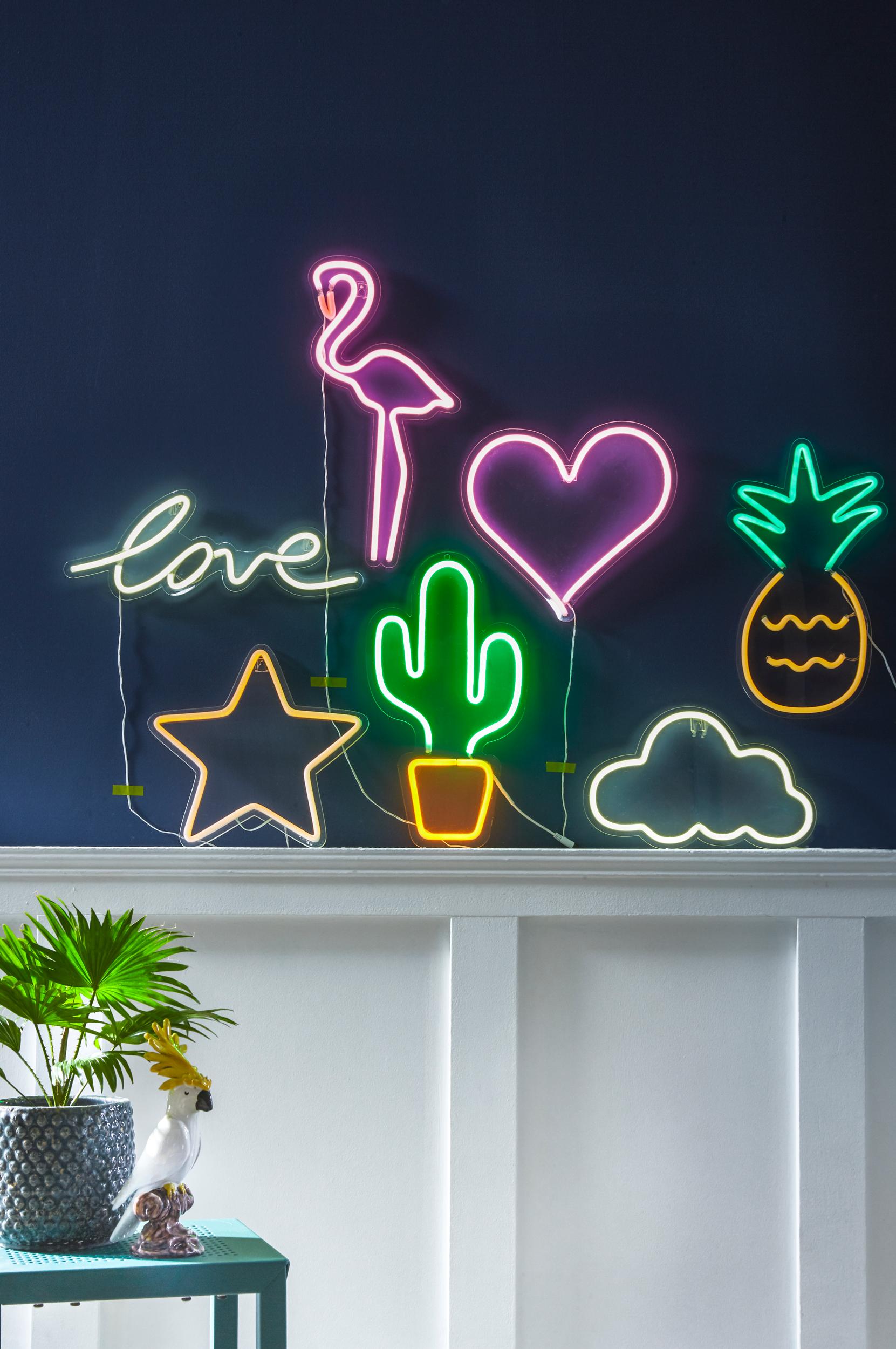 100 Génial Idées Neon De Decoration Interieur