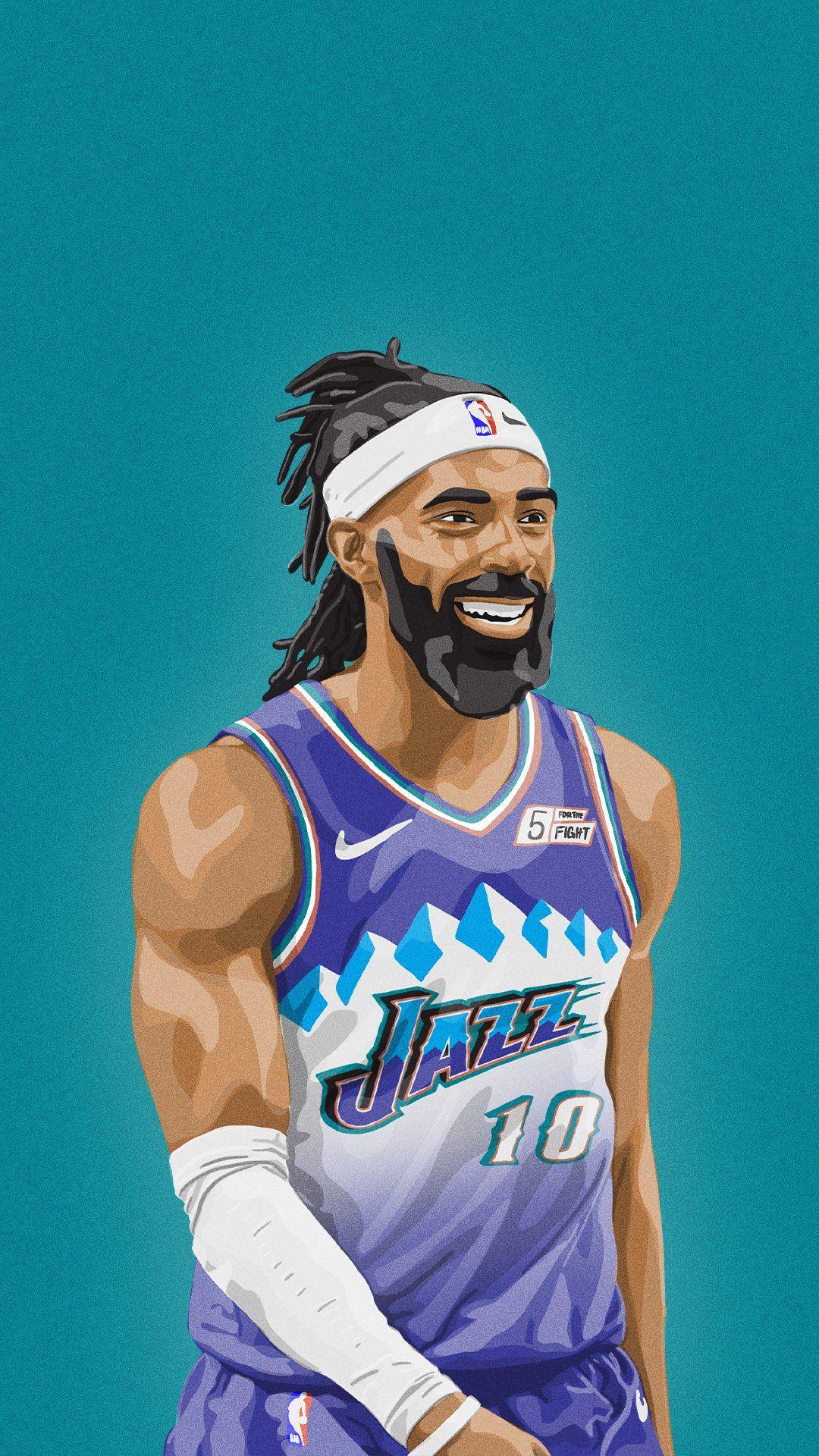 Utah Jazz On Twitter Utah Jazz Nba Basketball Art Basketball Players Nba