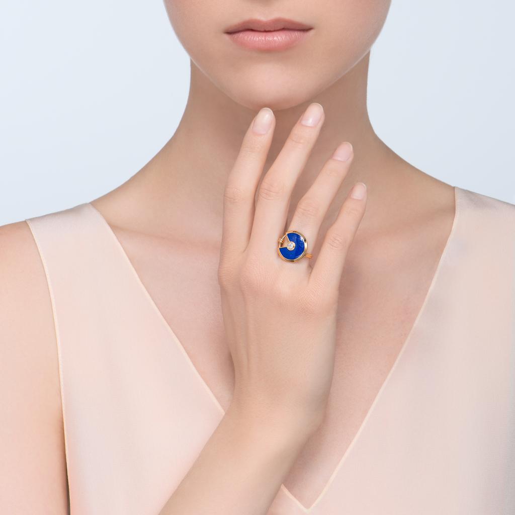 7a894fc206bd Amulette de Cartier ring