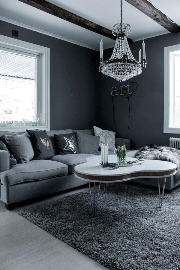 soffa westham, mio möbler, neonbokstäver, art, taklampa vardagsrum, kristallkrona, grå matta em