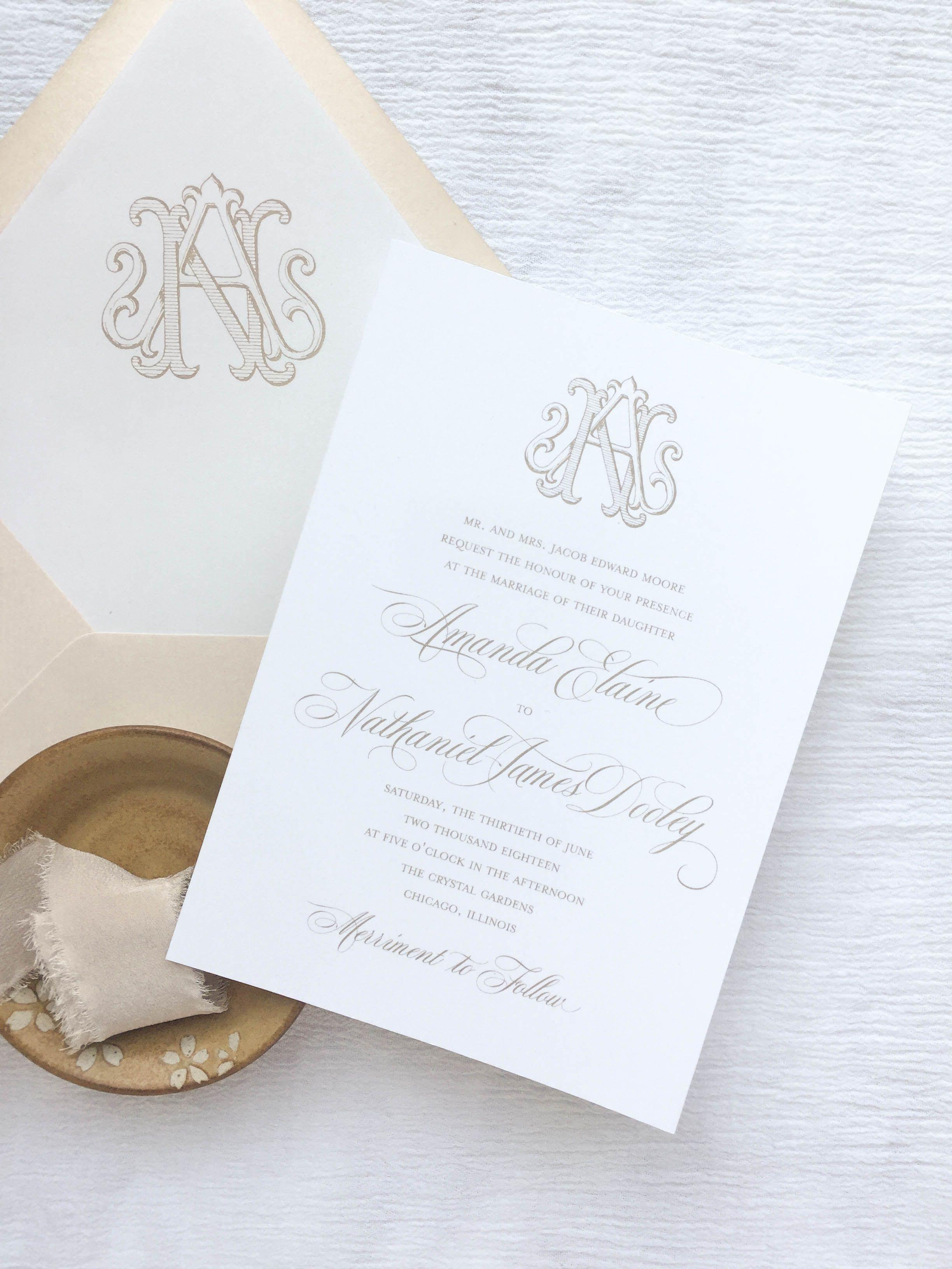 Custom Portfolio In 2019 Wedding Crests And Monograms Wedding