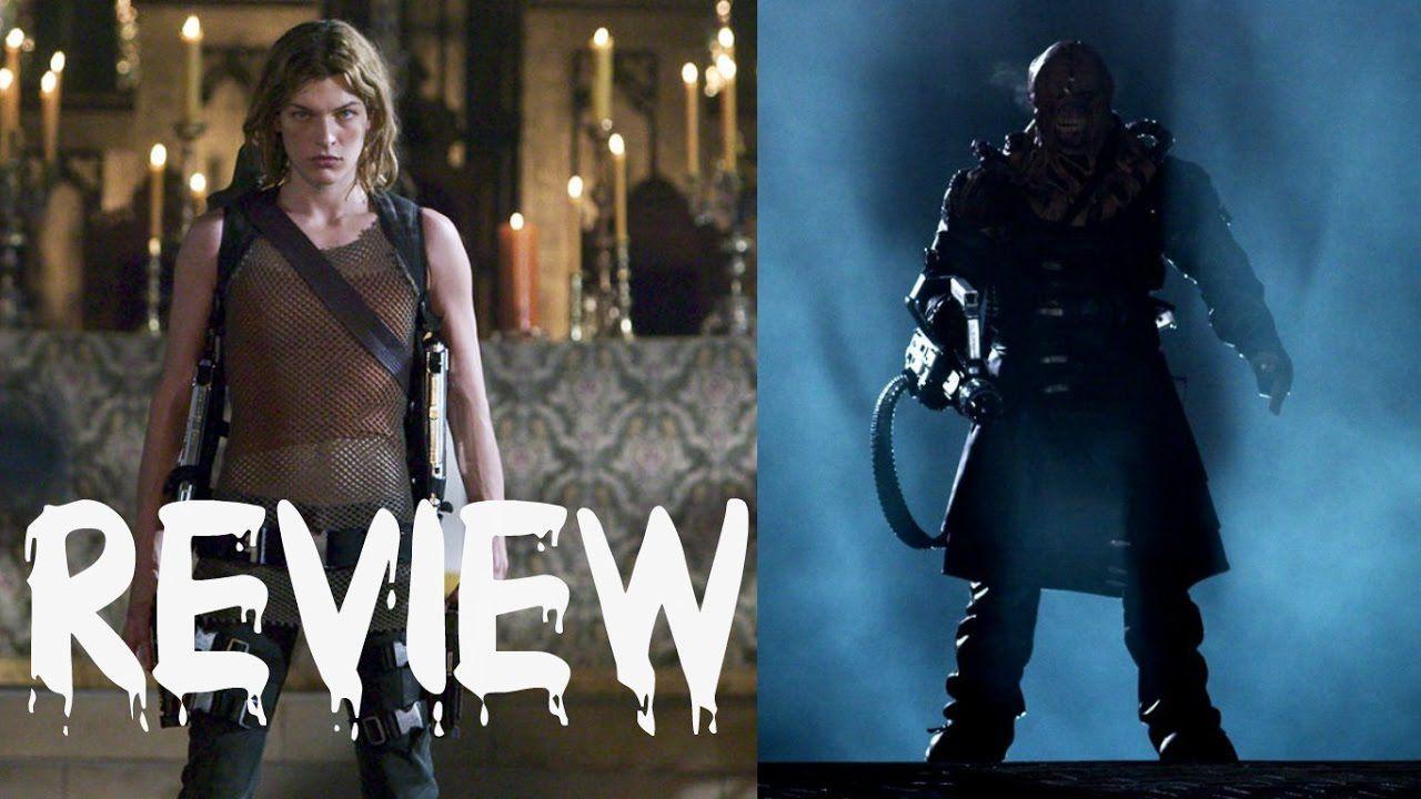 THE MOVIE ADDICT REVIEWS Resident Evil Apocalypse (2004