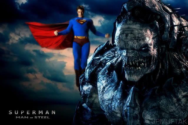 superman vs doomsday movie
