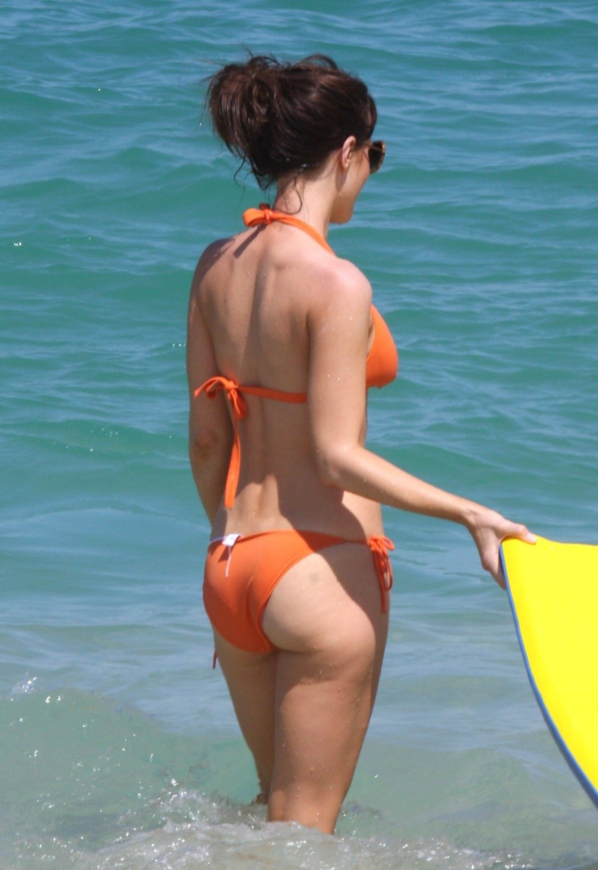 Kate Orange Bikini