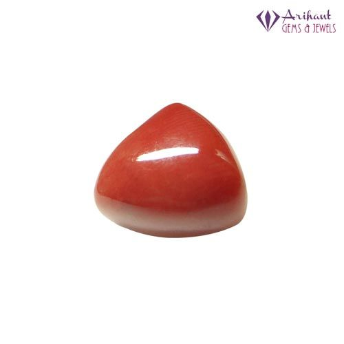 4.86 ct. / 5.4 Ratti Natural & IIGS Certified #Coral (Moonga) #Astrological #Gemstone. Buy @ Rs.6,075 From #ArihantGems.