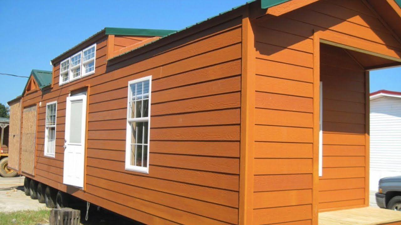 Cozy Park Model Lil Lodge Series Design 2 By Lodges