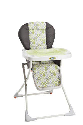 Buy Cheap Evenflo Snap High Chair, Mesa Green » Safest High Chairs