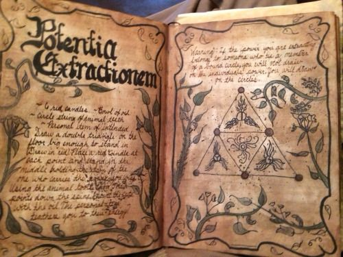 The secret circle  Book of Shadows Pages Ideas  Pinterest
