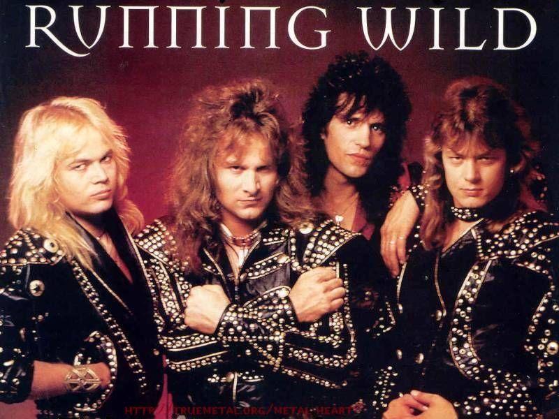 Running Wild Wallpaper Hey Metalci In 2019 Metal Bands Rock