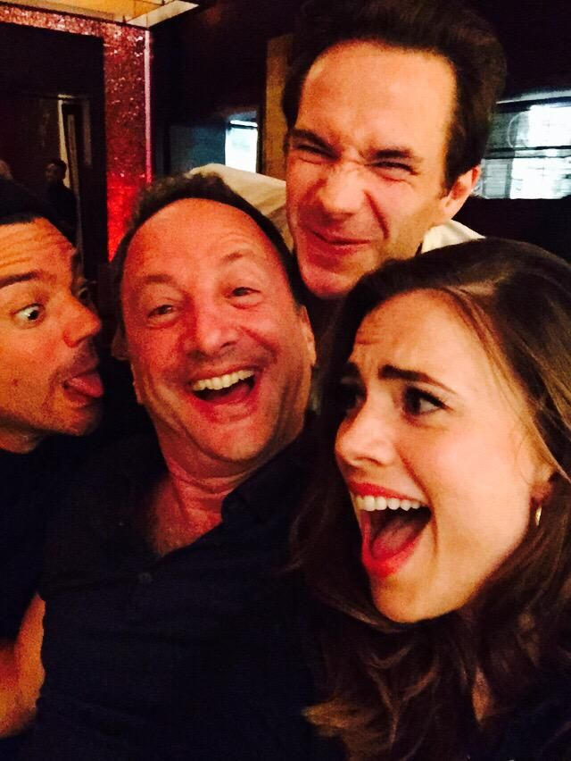 Oct 03 2015: @ HayleyAtwell A night at Nobu will do this to you