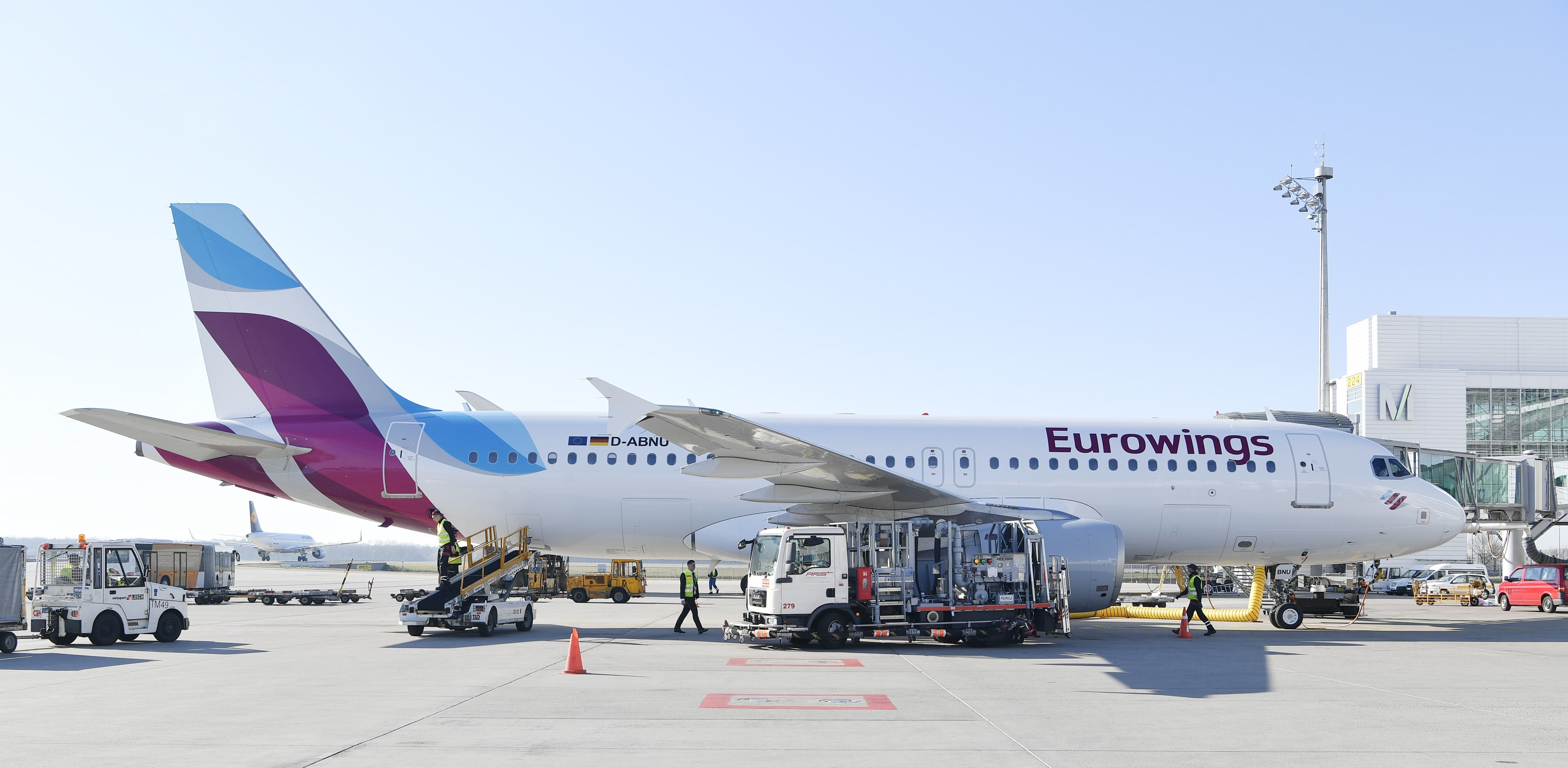 Neu im Eurowings Sommerflugplan ab Stuttgart Flüge nach