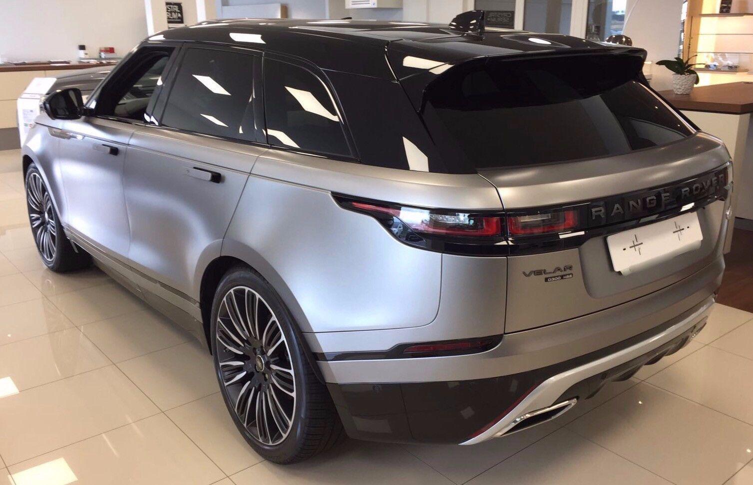 Land Rover Range Rover VELAR D FIRST EDITION FLUX STOCK Als - Range rover stock