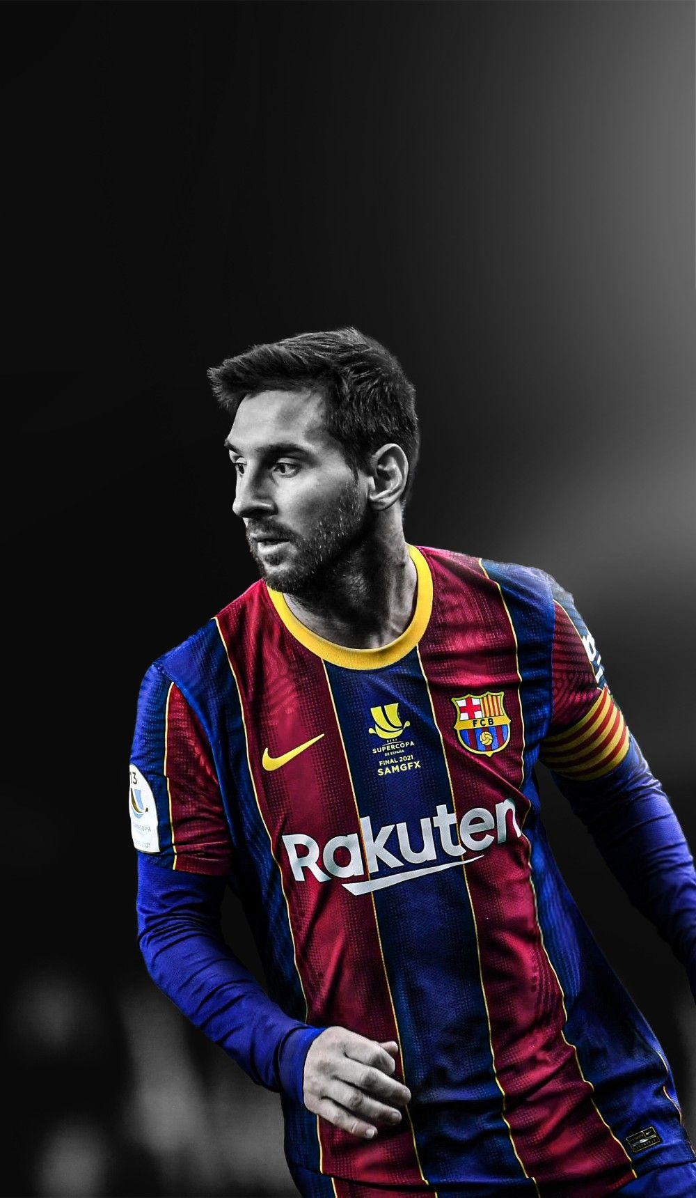 Leo Messi Di 2021 Lionel Messi Sepak Bola Messi