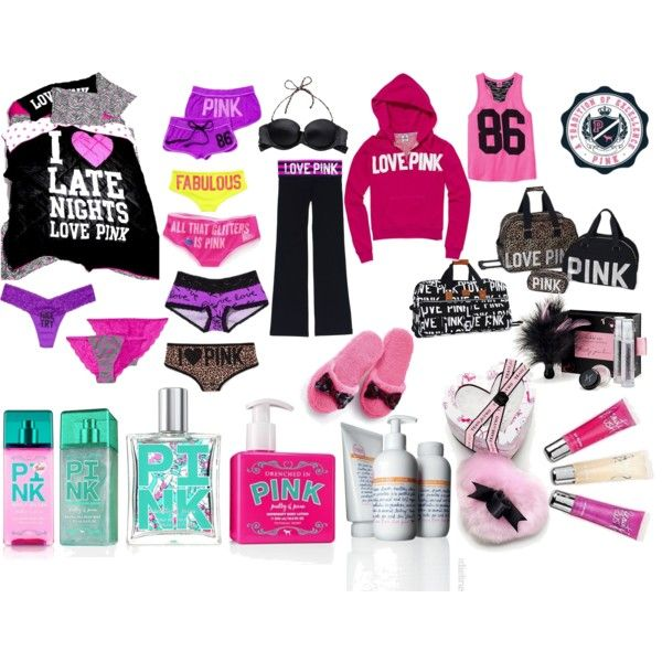 fb9231e365 My Favorite Victoria Secret PiNK Products