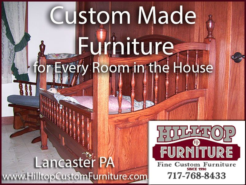 Pin By Hilltop Furniture On Custom Furniture Custom Made Furniture Custom Furniture Furniture