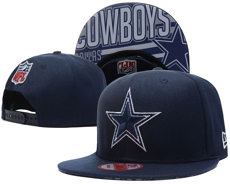 NFL Dallas Cowboys Blue Snapback Hats--SD  4439be98f