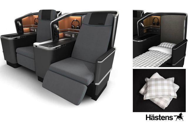 Scandinavian Airlines Sas New Business Class Business Class Seats Business Class First Class Seats