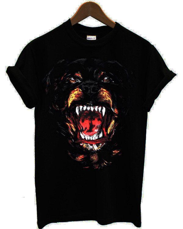 New Givenchy Rottweiler Dog Printed Unisex By Antonishop99