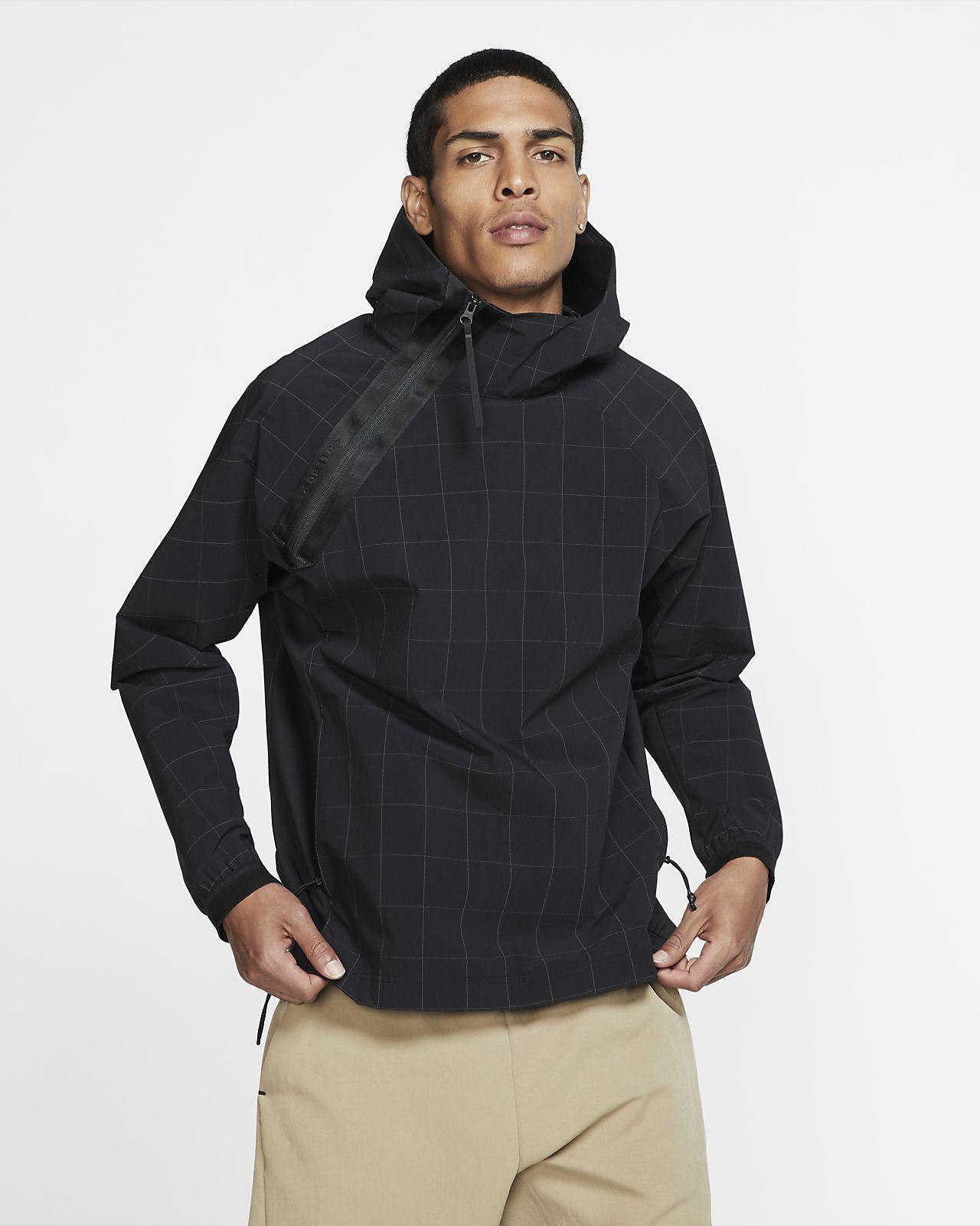 Sportswear Tech Pack Men's Hooded Woven Jacket. Nike CA