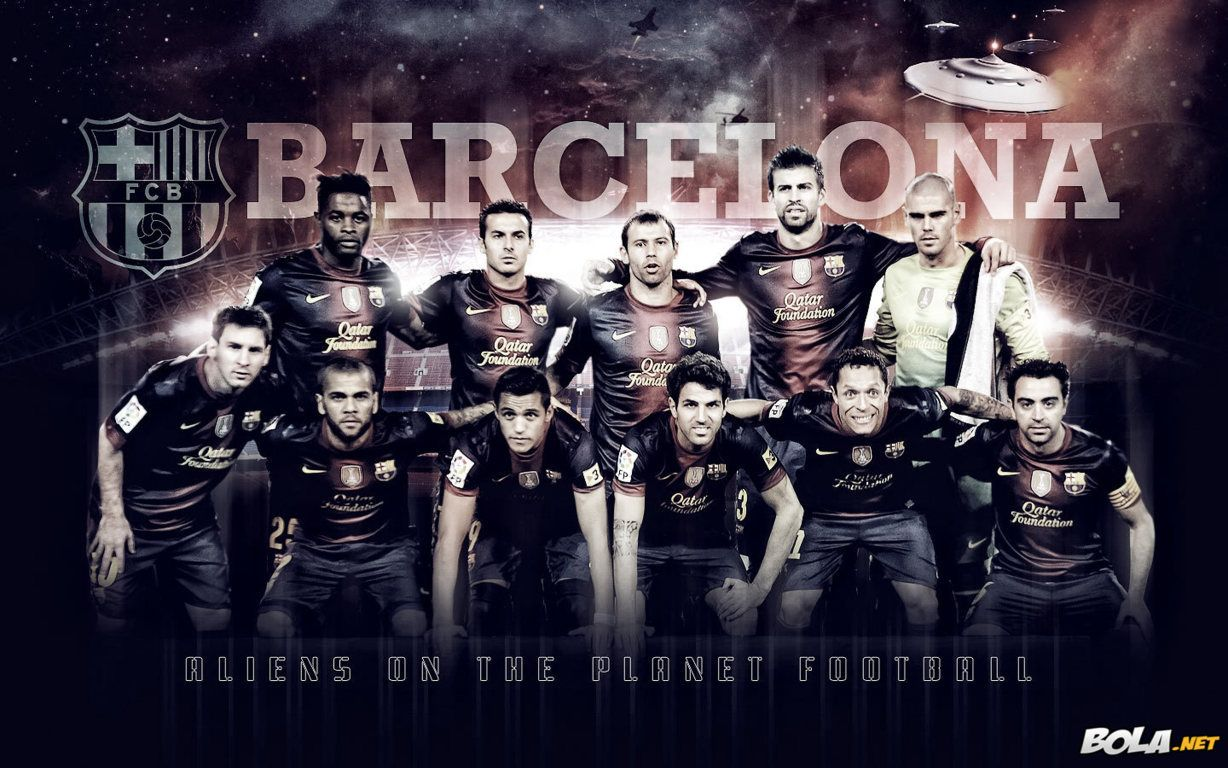 Barcelona Team Squad 2013 2014 Wallpaper Hd General Pinterest Barcelona Team Squad And