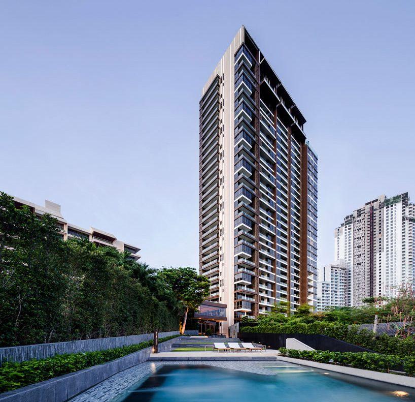 Thailand Architecture: Steven J. Leach Architects' Baan Plai Haad Development In