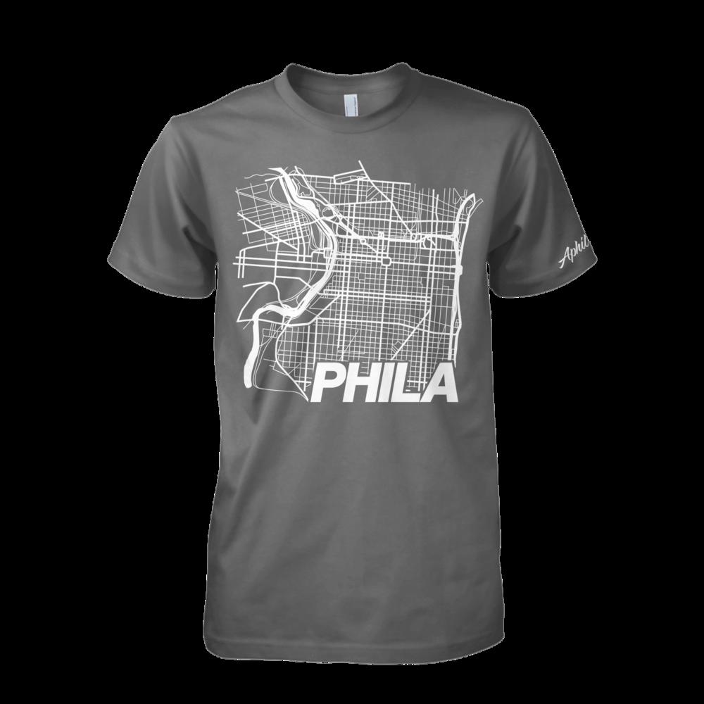 Phila Grid Tee,