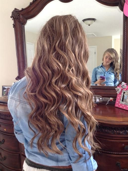 Wavy Curly Long Hair Http Lovelylonghairstyles761 Blogspot Com Hair Styles Long Hair Styles Hair