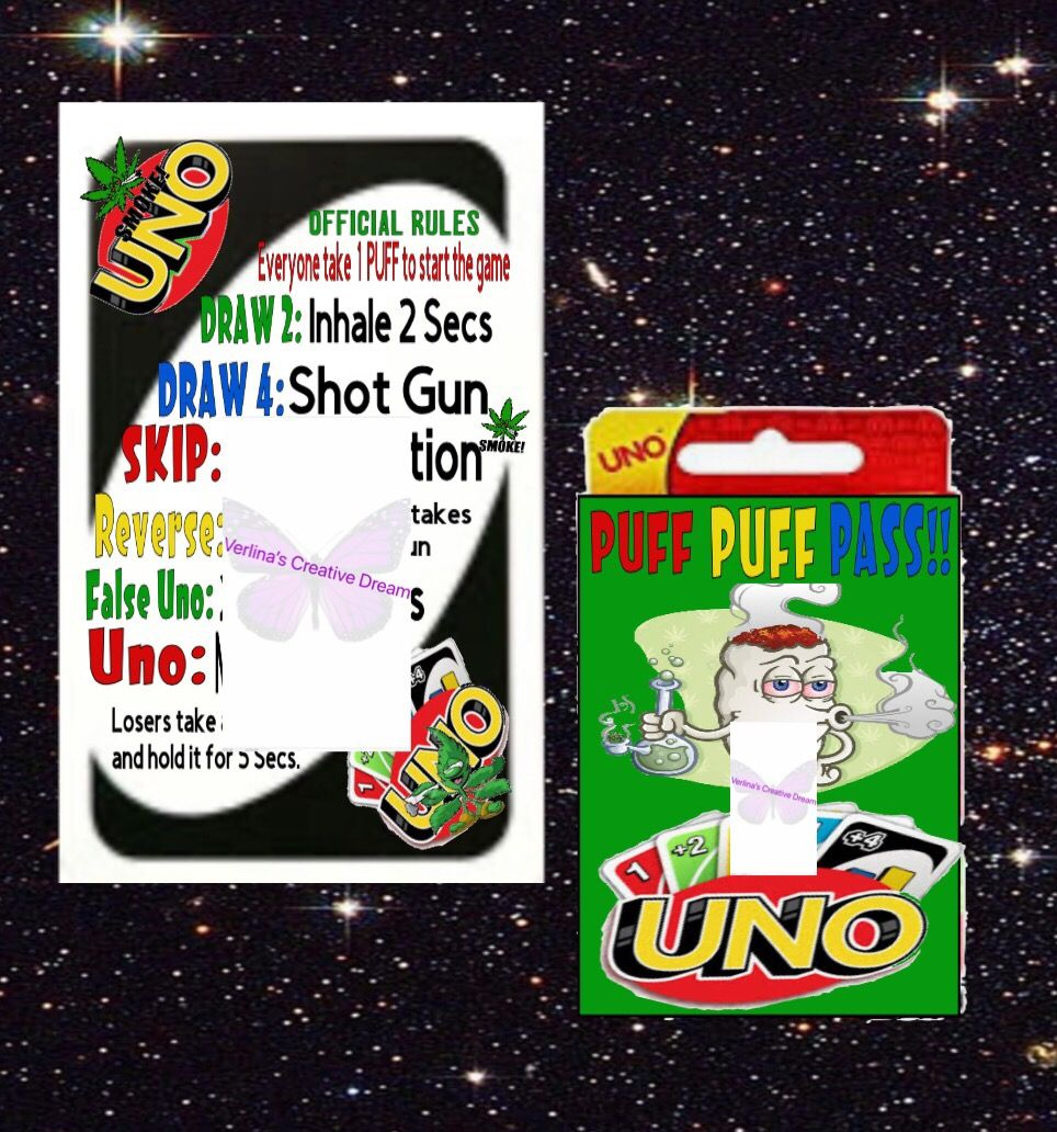 Adult Card Game Puff Puff Pass Uno Card Game In 2020 With Images