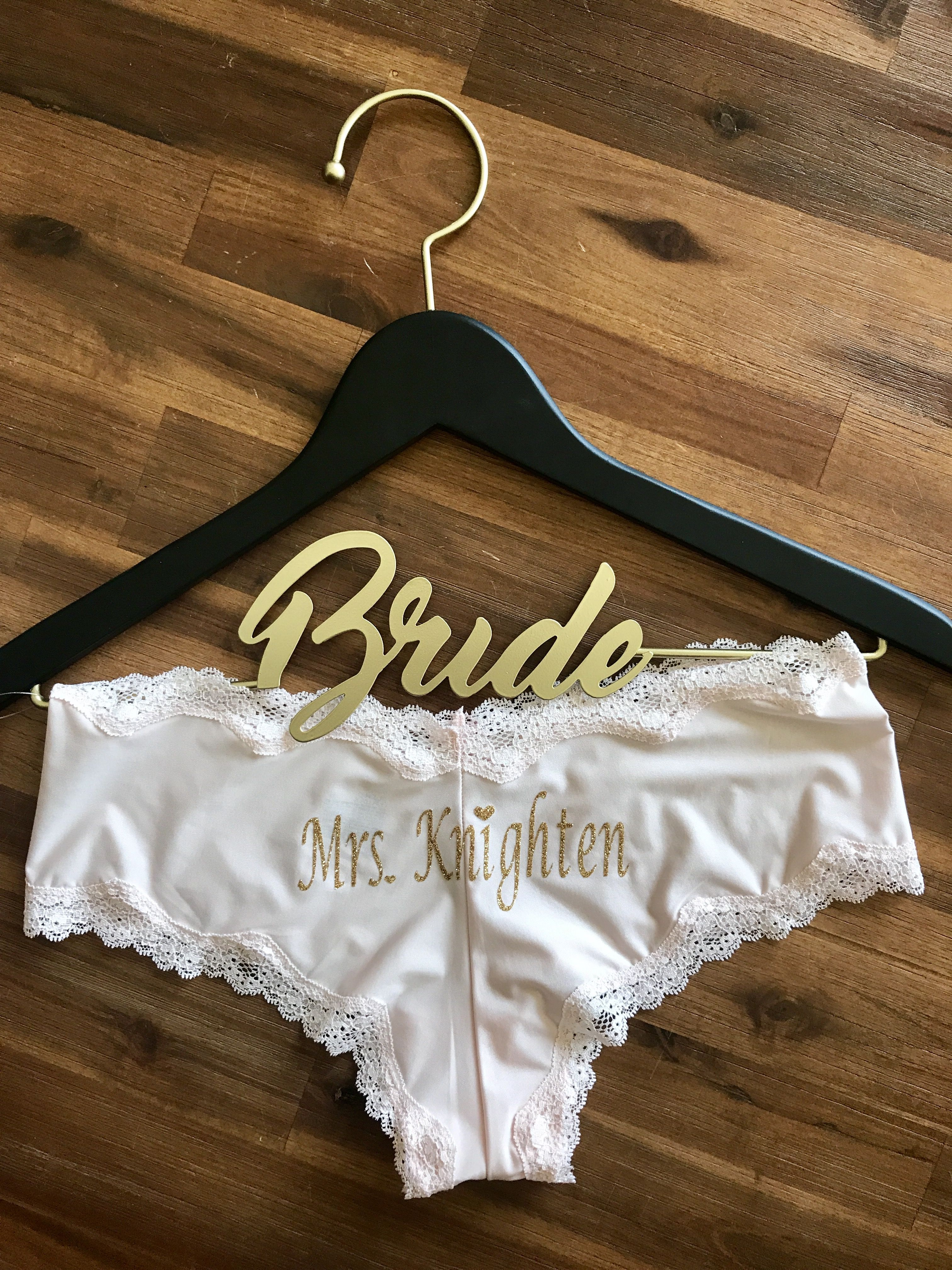 47eb98b50acf Custom Panties, Custom Underwear, Personalized Panties, Personalized  Underwear, Bridal Underwear, Bride Panties, Bachelorette Party Gift, Bridal  Shower Gift ...