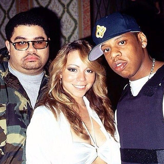RIP Heavy D, Mariah Carey Jay Z MARIAH, Jay \ Bey Pinterest - fresh jay z blueprint album lyrics