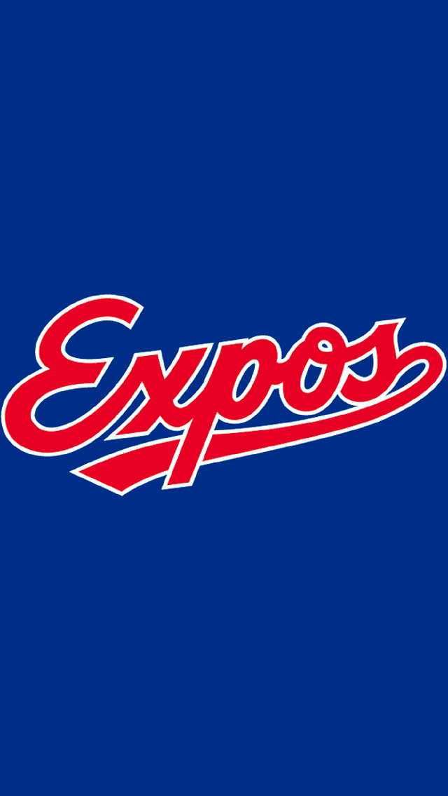 montreal expos iphone